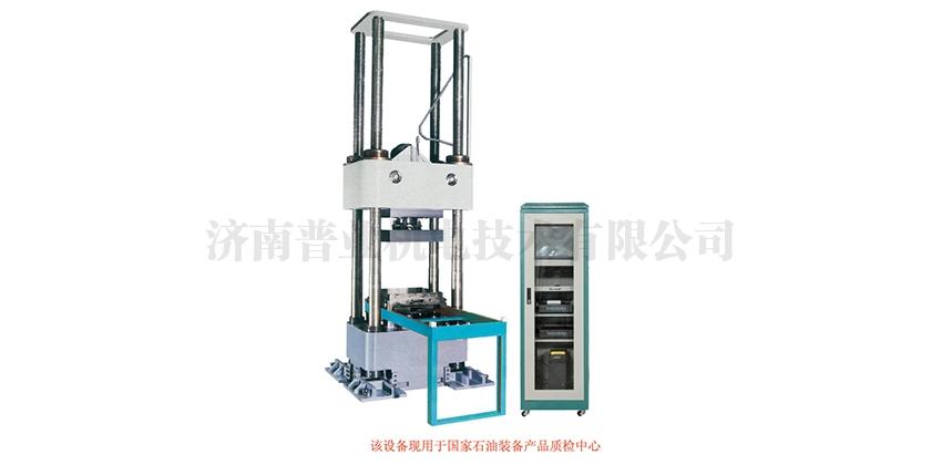 YAW-10000微机控制电液伺服压力试验机