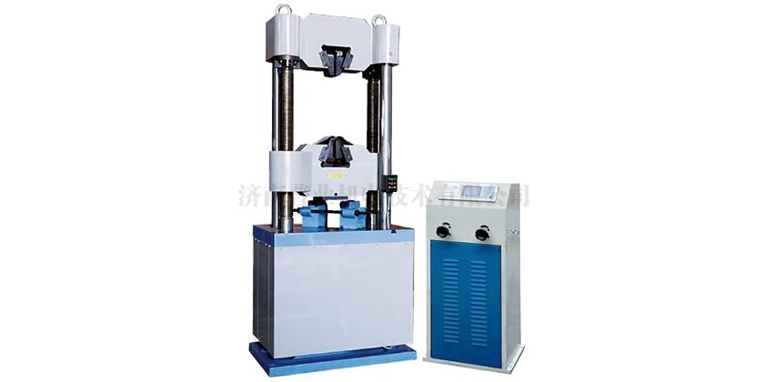 WES-B系列液晶数显液压万能试验机