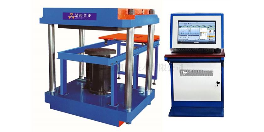 JGY-W系列微机控制电液伺服井盖压力试验机